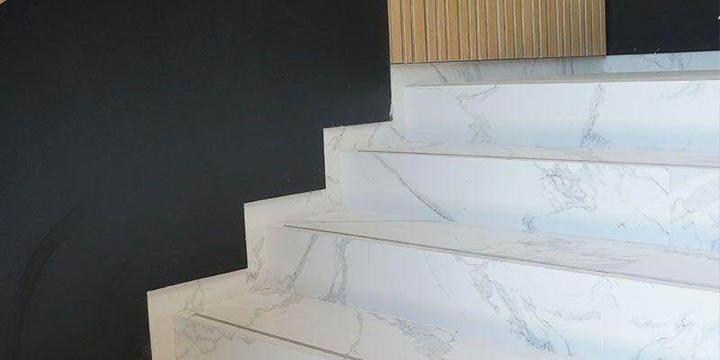 Reforma de escaleras y peldaños
